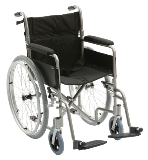 Portable wheelchair
