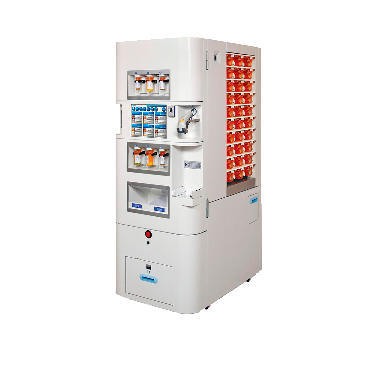 Automated dispensing systems