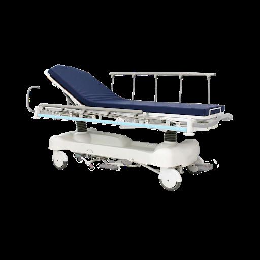 Massage treatment table