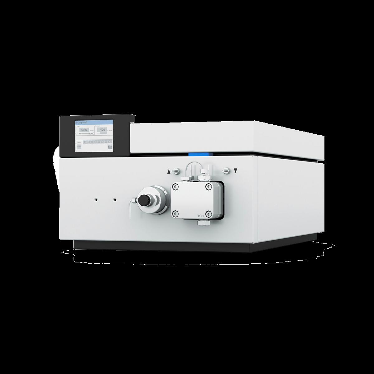 Chromatography pump