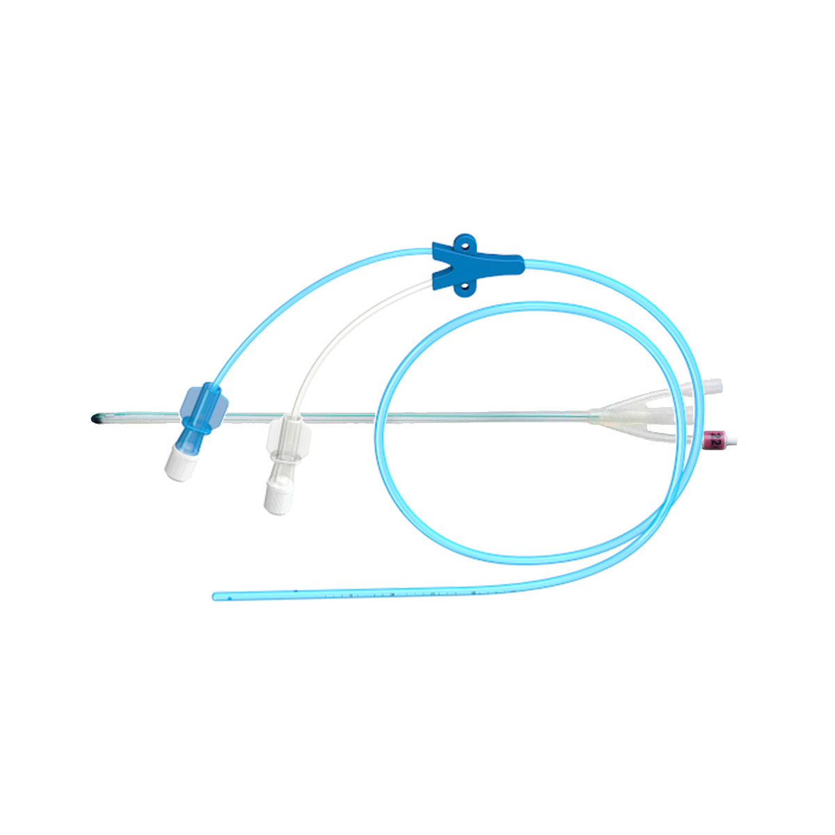 Cystometry catheters