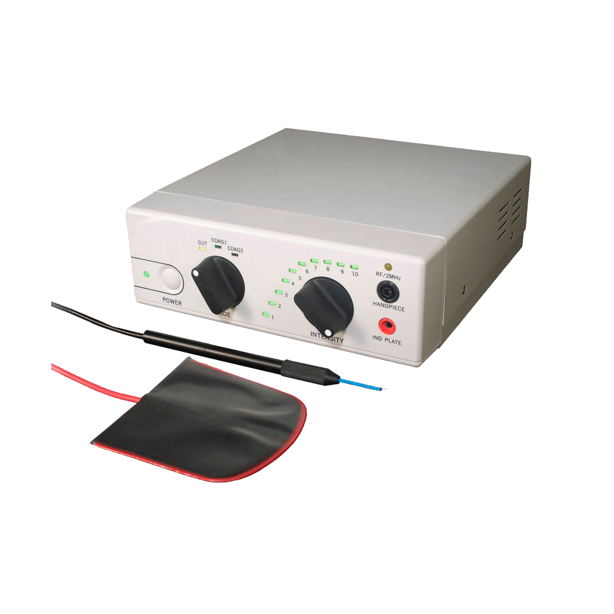 Dental electrosurgical units