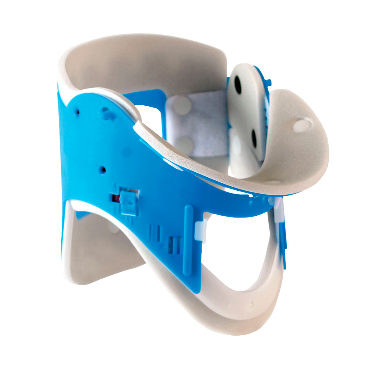 Emergency cervical collars