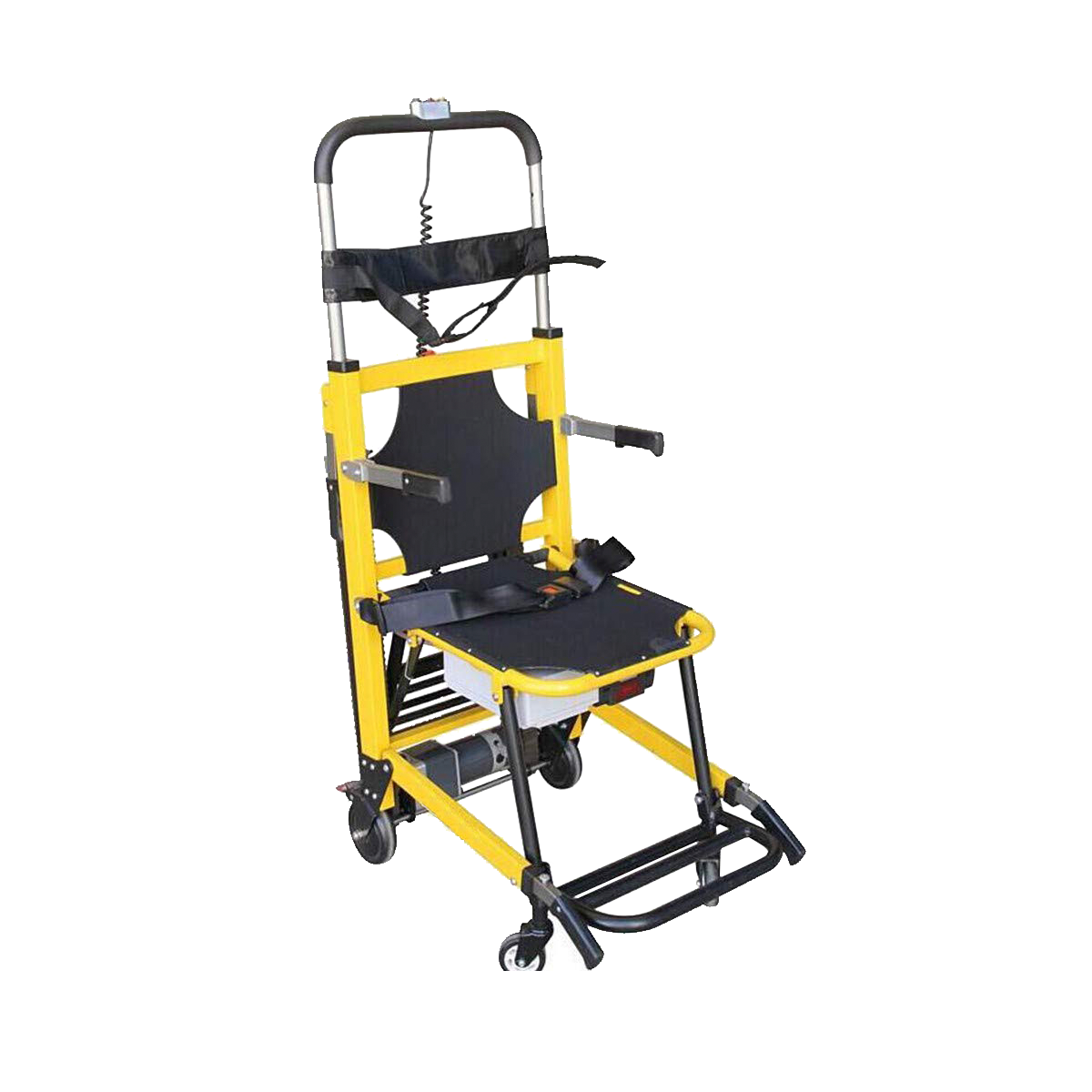 Emergency transfer chair