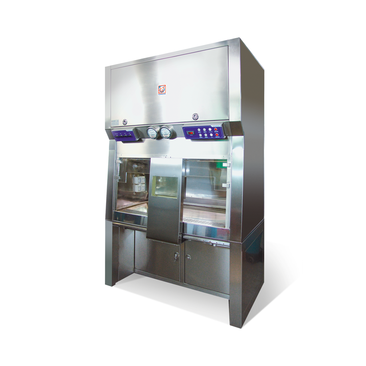 Fume hoods for the pharmaceutical industry