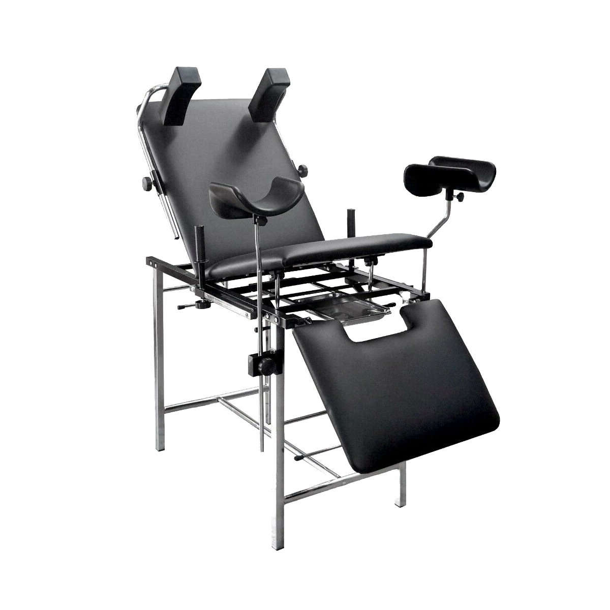 Gynecological examination tables