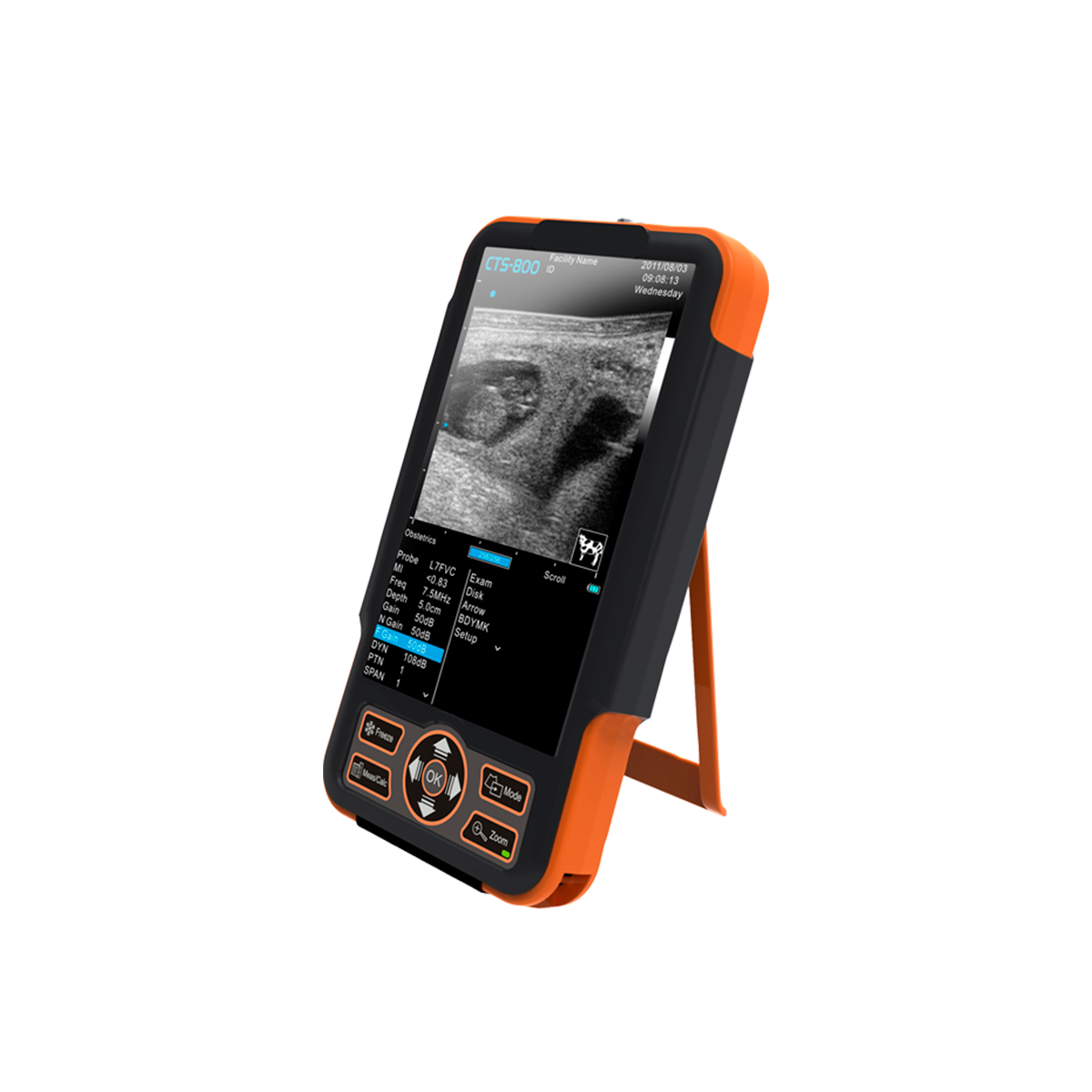 Hand-held ultrasound systems