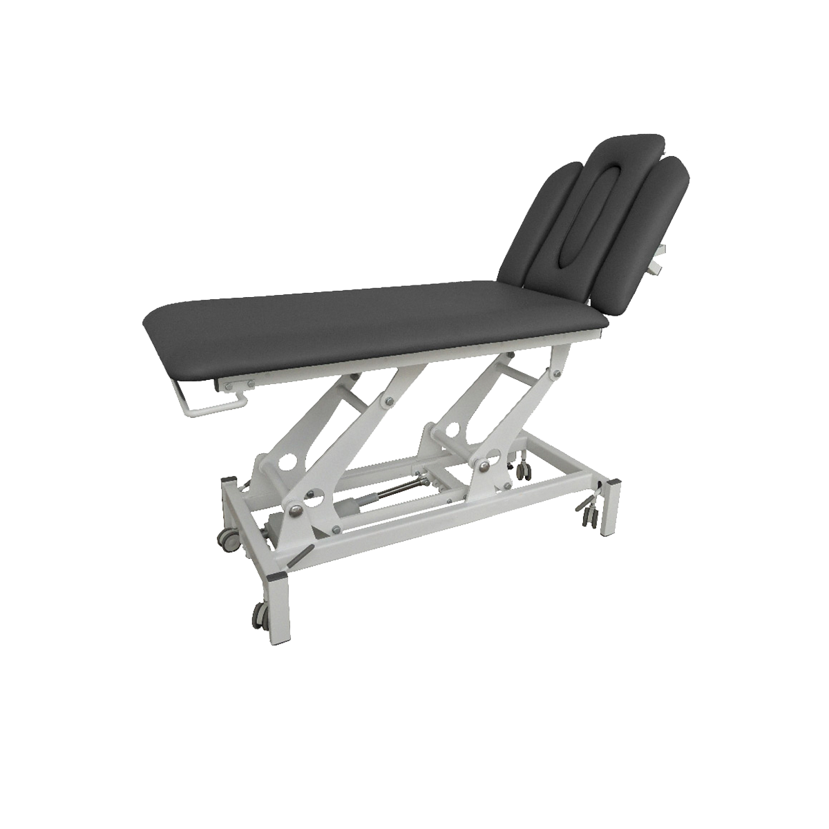 Hydraulic treatment tables physiotherapy