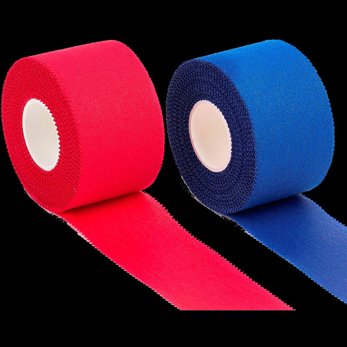 Inelastic adhesive bandages tape