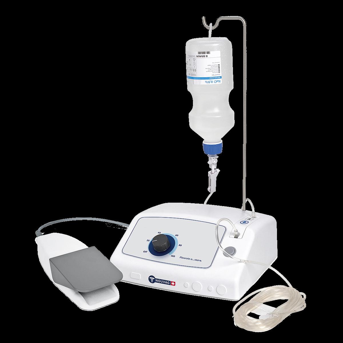 Infiltration pump