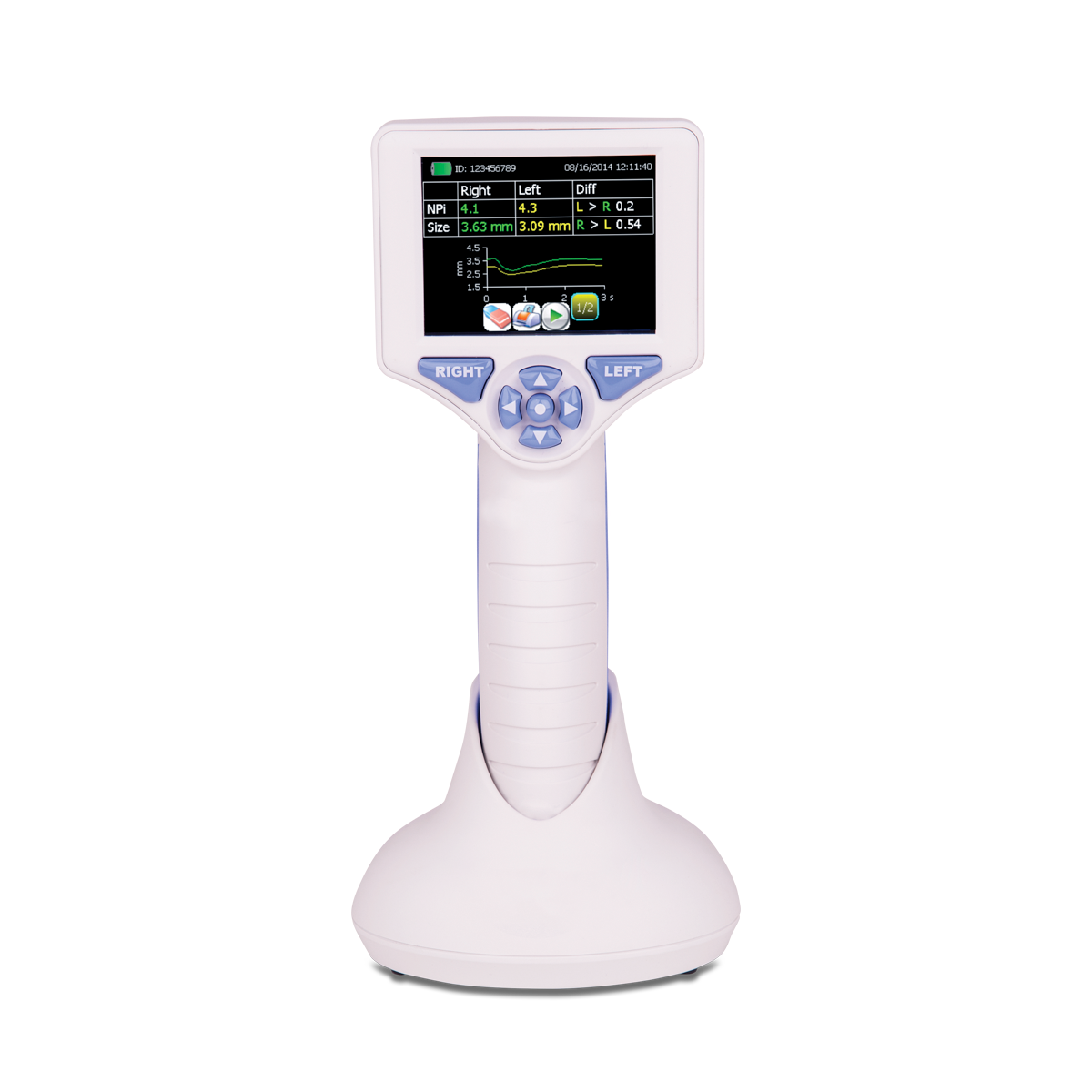 Intracranial pressure monitors