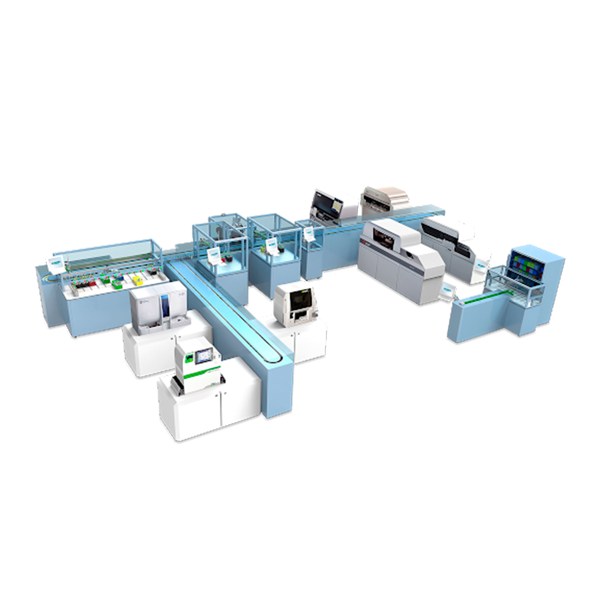 Laboratory automation systems