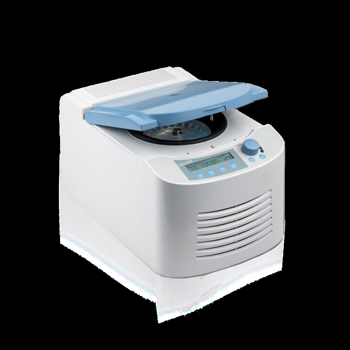 Laboratory centrifuges