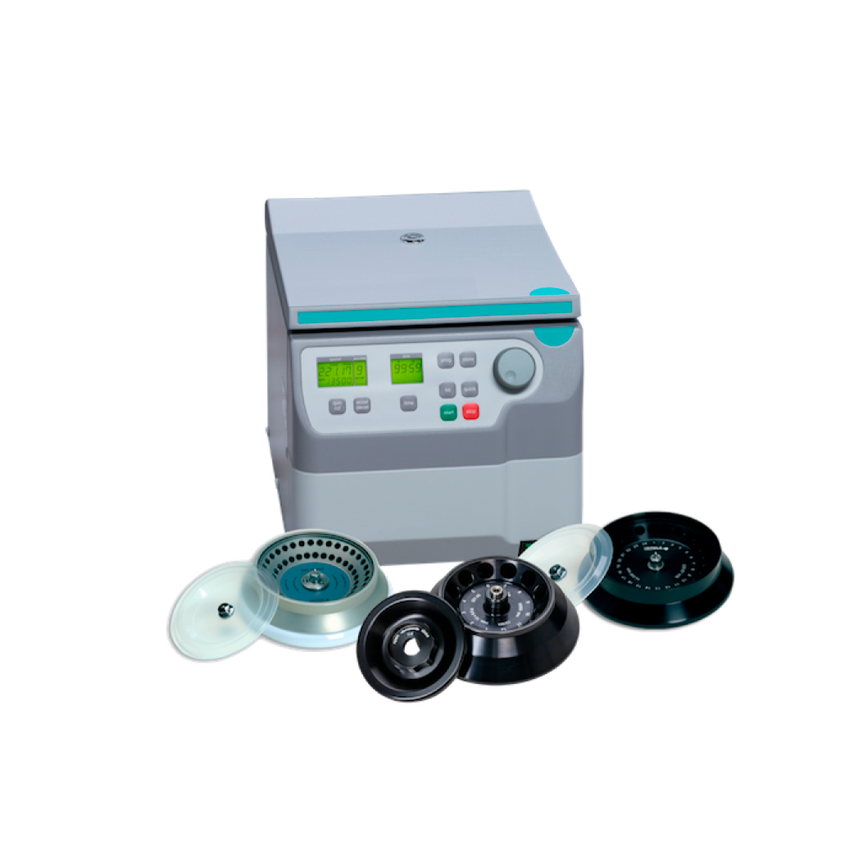 Laboratory microcentrifuges