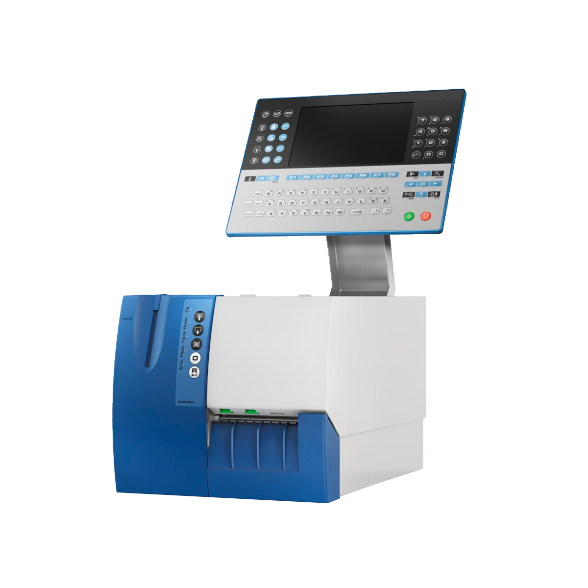 Laboratory printers and labelers