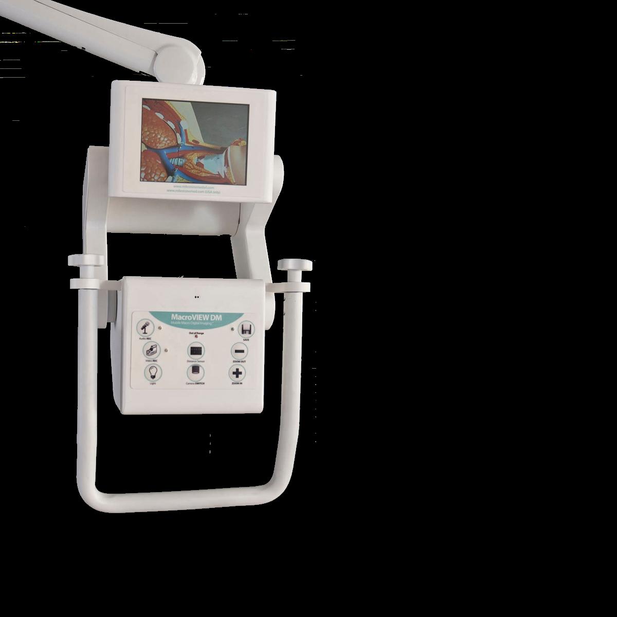 Macroscopic imaging workstation