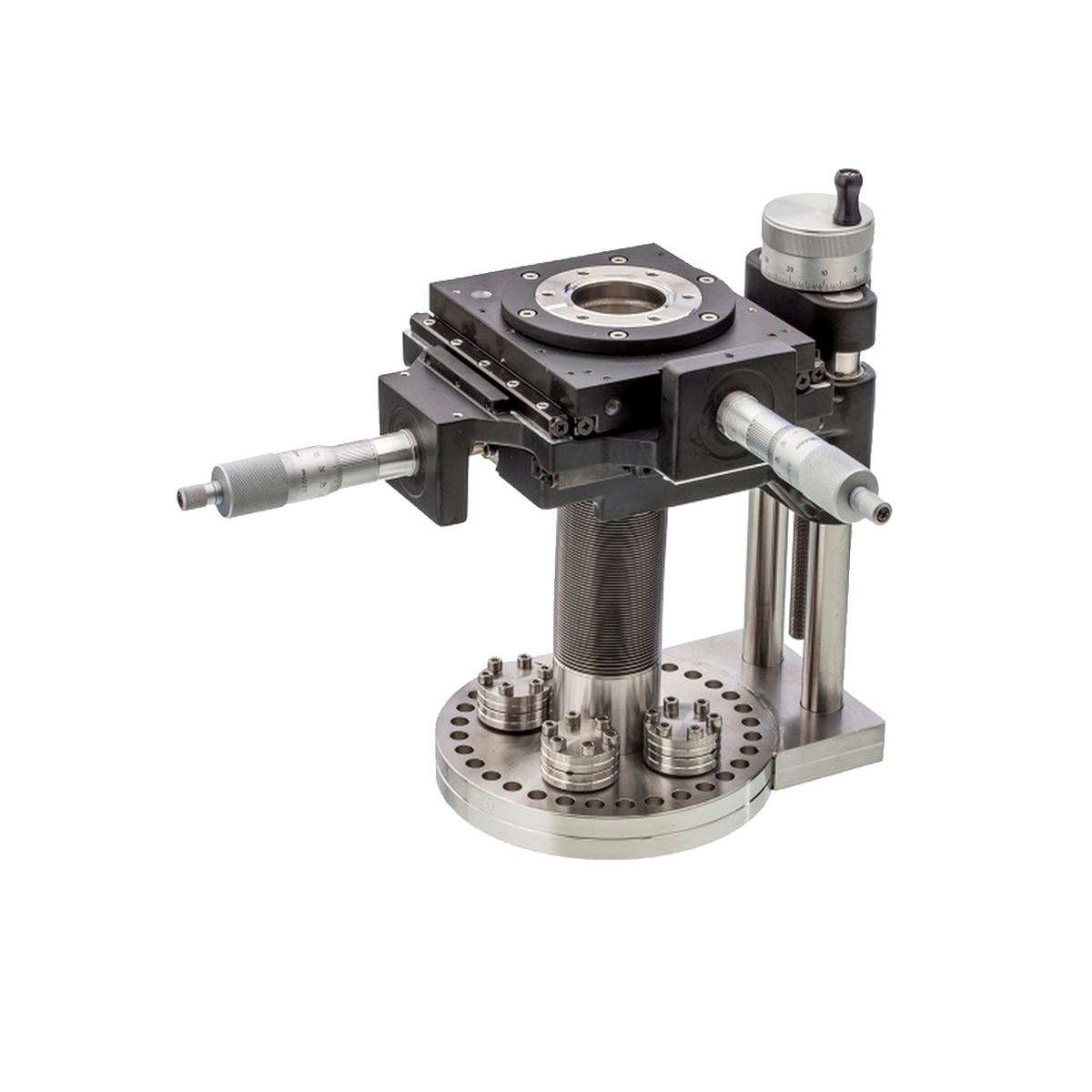 Optical lens manipulators