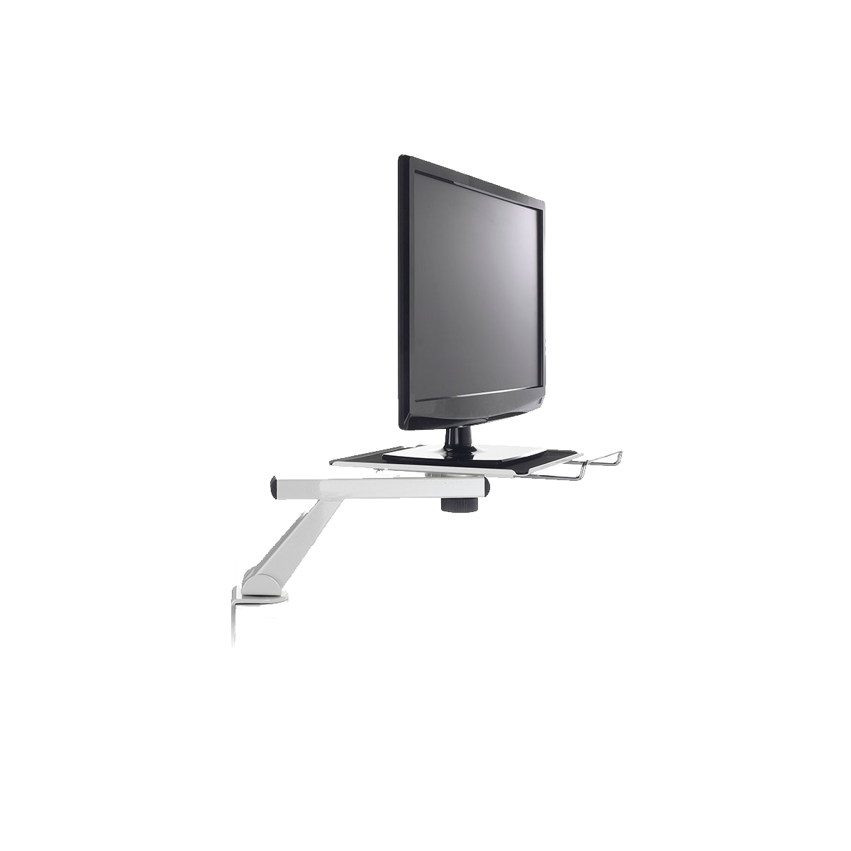 Monitor support arm