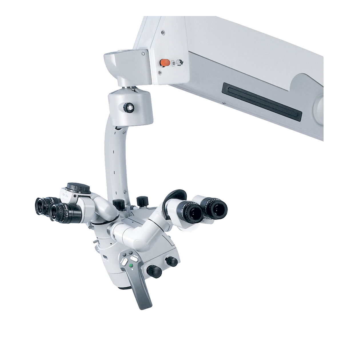 Operating microscope co-observation modules