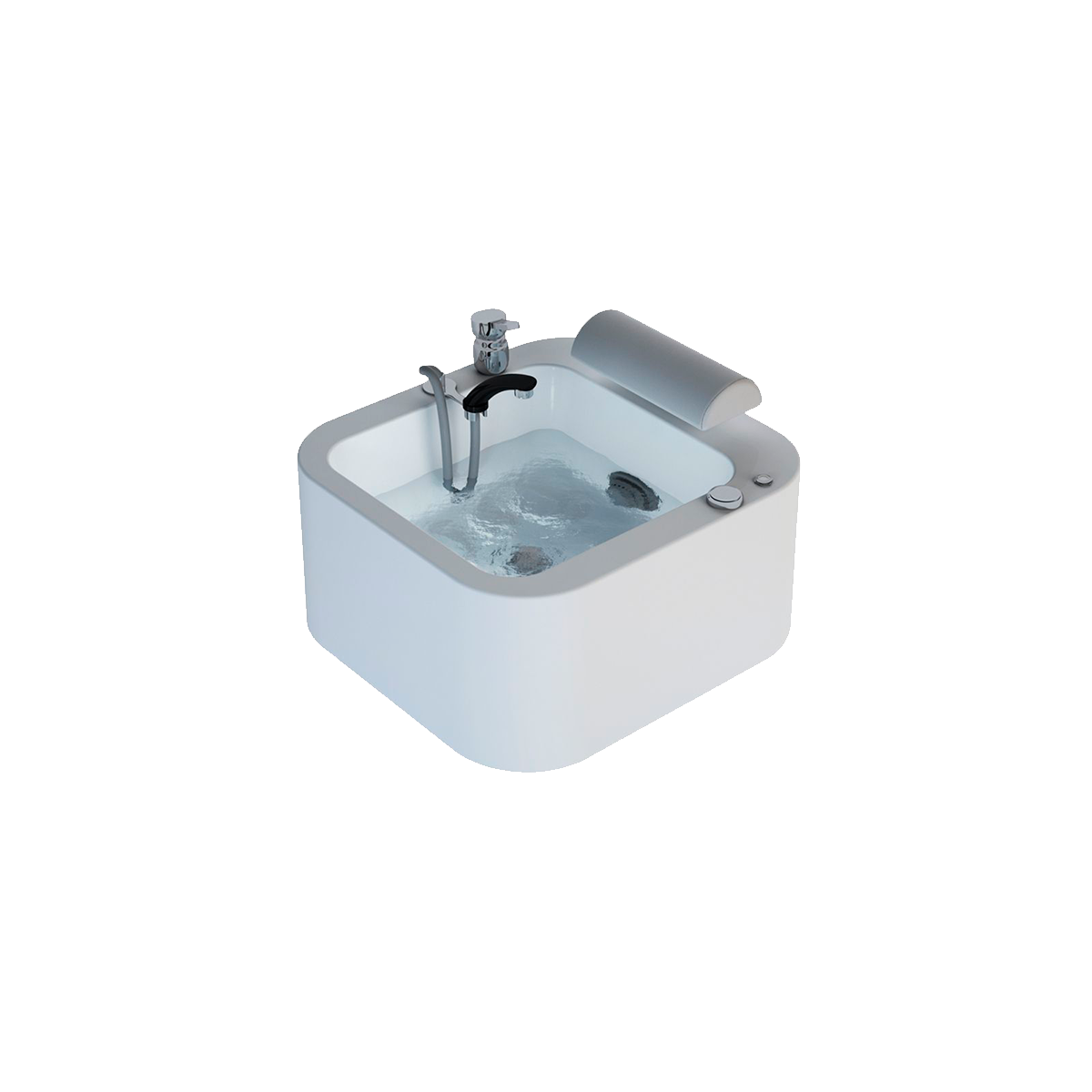 Pedicure sink