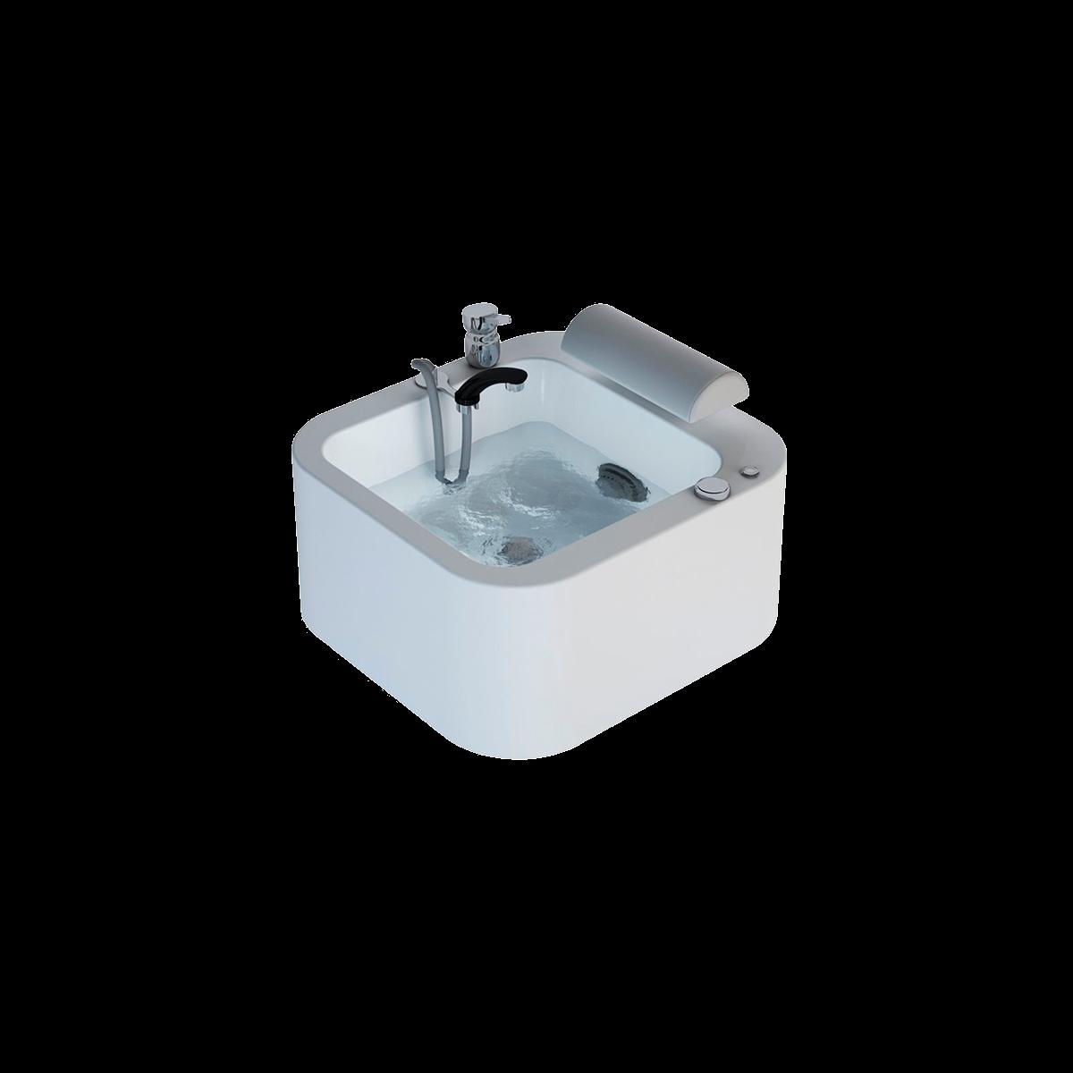 Pedicure sink