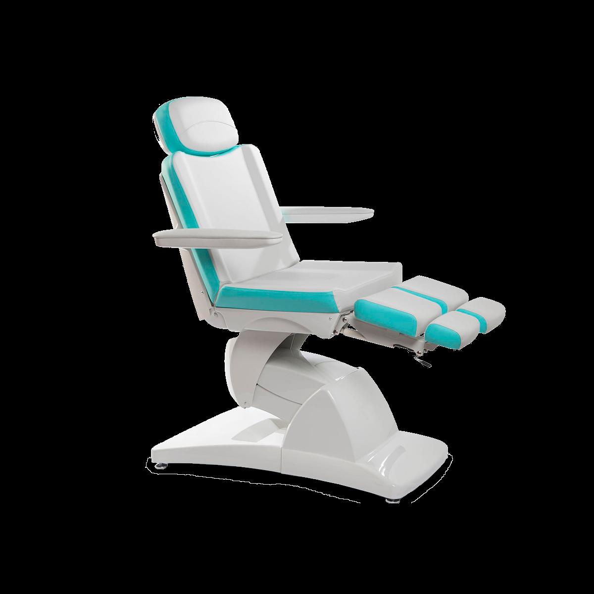 Podiatry examination chairs
