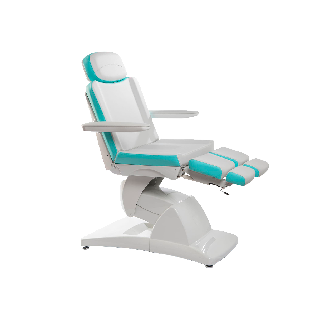 Podiatry examination chairs