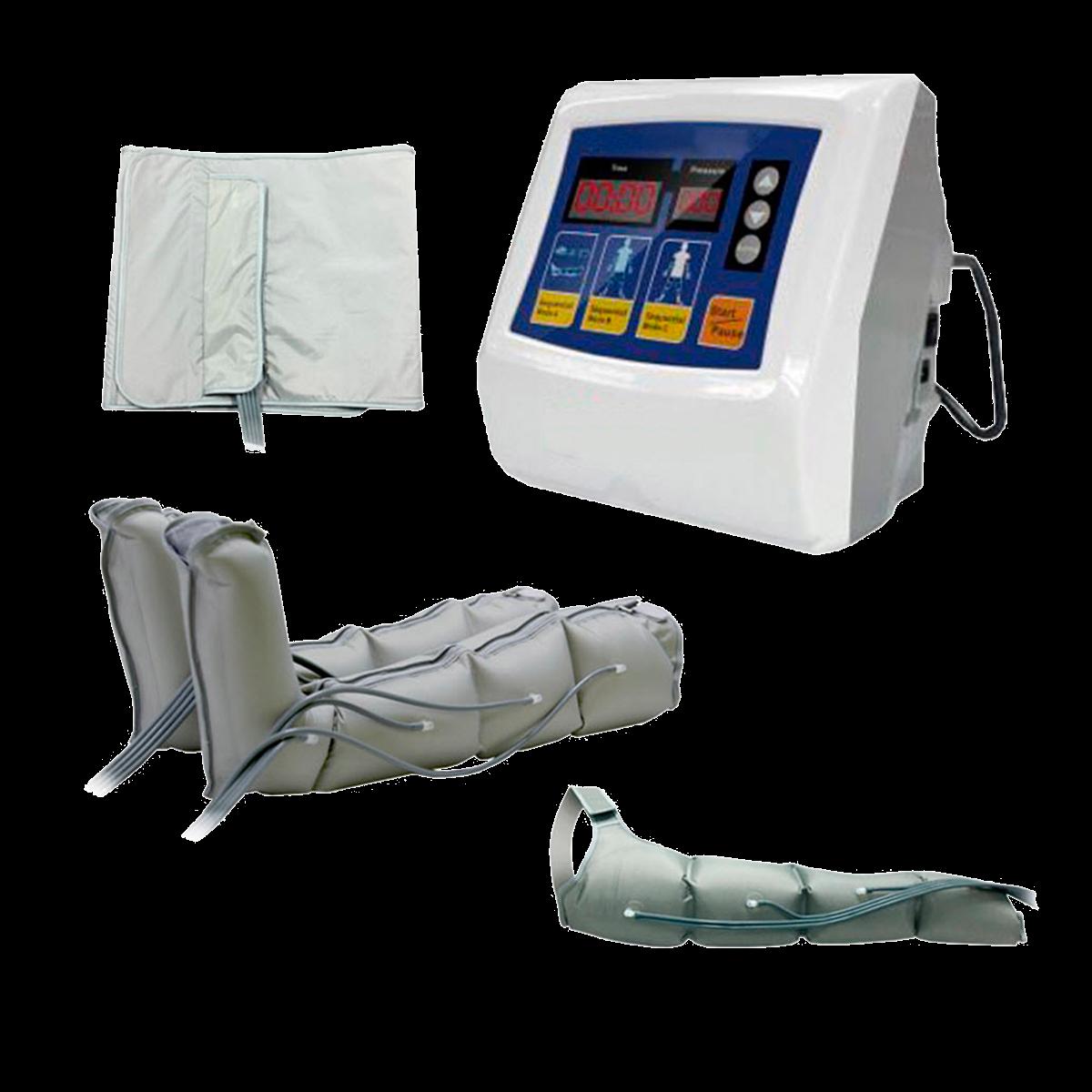 Pressure therapy machine