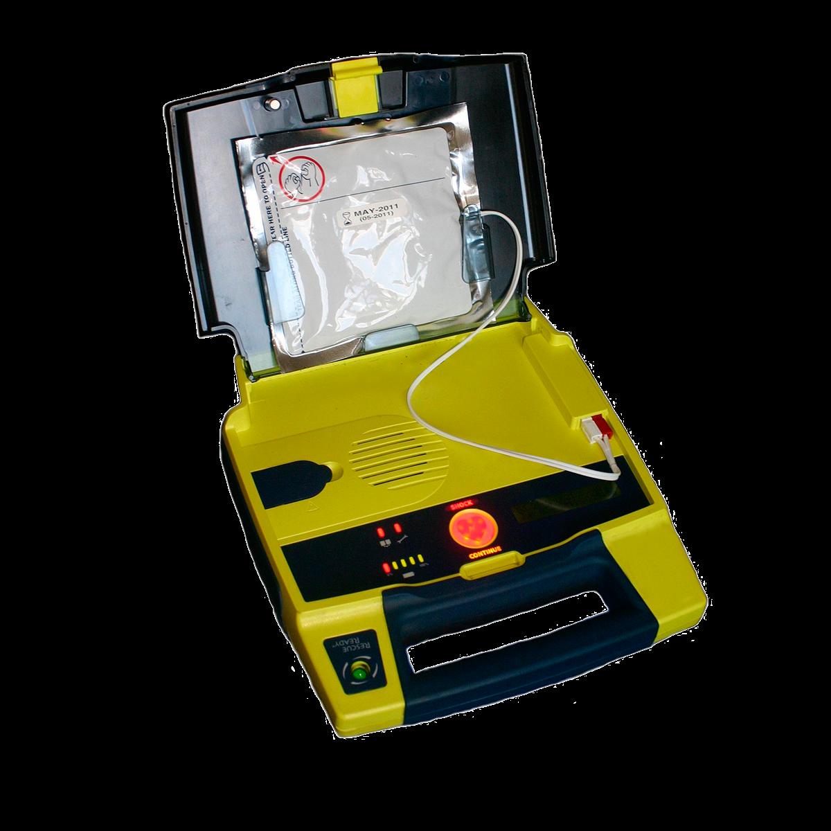 Training external defibrillators