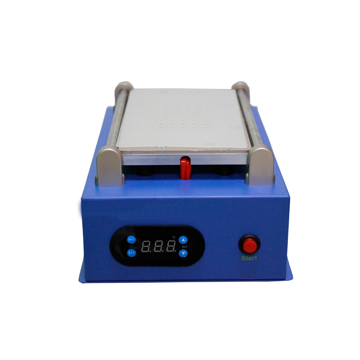 Vacuum pump separator