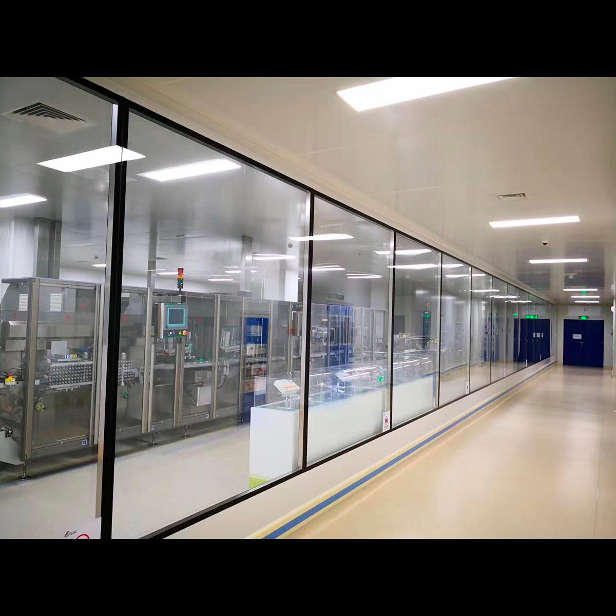 Laboratory windows