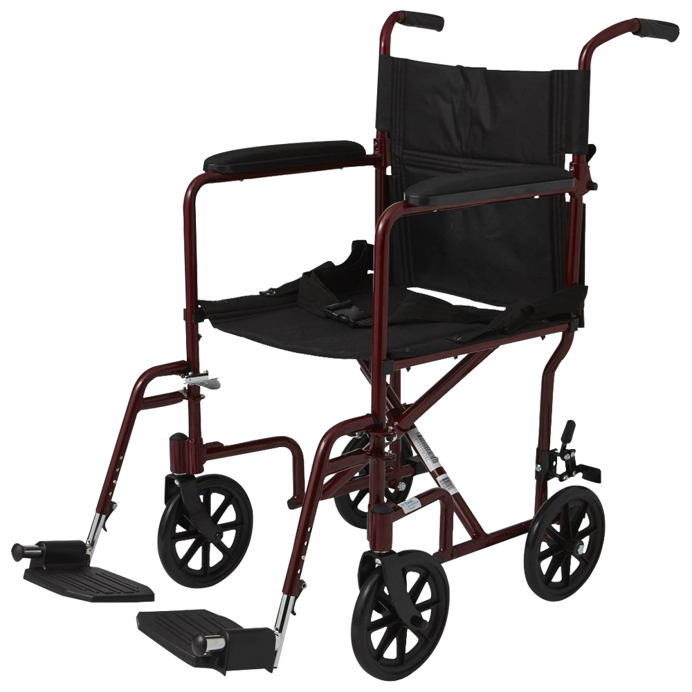 Ultralight transport Wheelchair