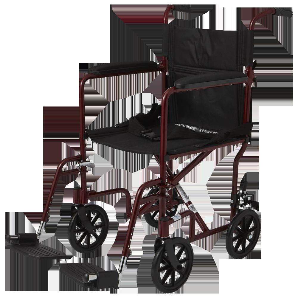 Ultralight transport Wheelchair