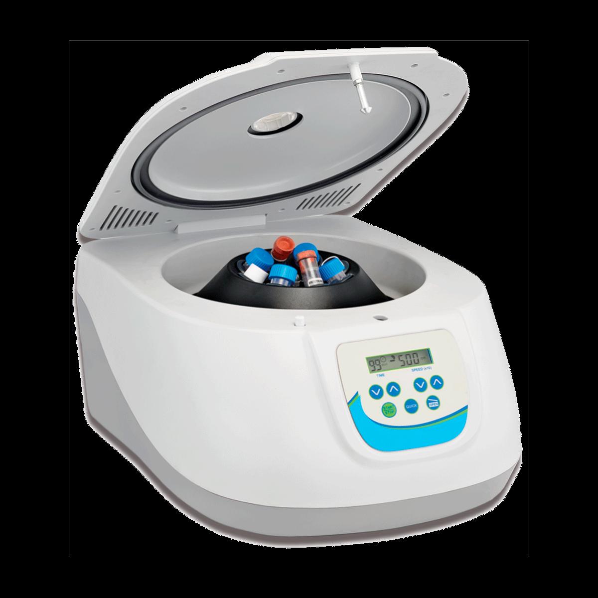 Test tube centrifuge
